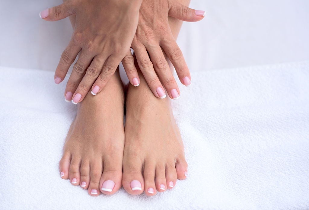 Signs Of Healthy And Unhealthy Nails